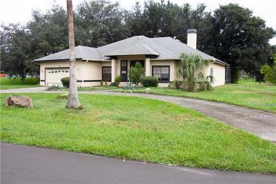 Saint Cloud Single Family Home For Sale: 3167 Lake Breeze Circle