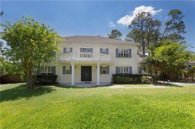 Orlando Single Family Home For Sale: 8044 Oakland Place