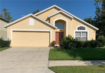 Orlando Single Family Home For Sale: 5581 Florence Harbor Drive
