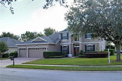 Lake Mary Single Family Home For Sale: 399 Baymoor Way