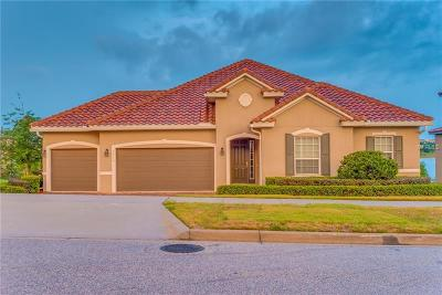 Clermont Single Family Home For Sale: 3510 Mediterra Drive
