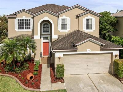 Orlando Single Family Home For Sale: 2615 Dover Glen Circle