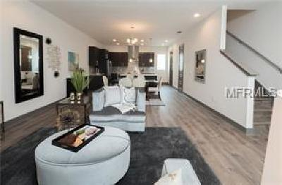 Orlando Townhouse For Sale: 67 W Grant Street #10