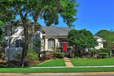 Lake Mary Single Family Home For Sale: 600 Chocktaw Street