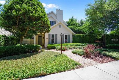 Winter Park Single Family Home For Sale: 808 McIntyre Avenue