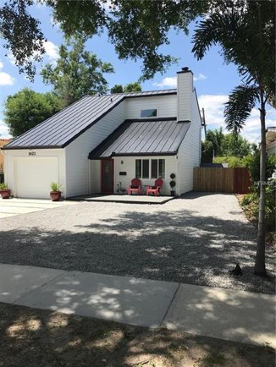 Winter Park Single Family Home For Sale: 1421 Sunset Drive