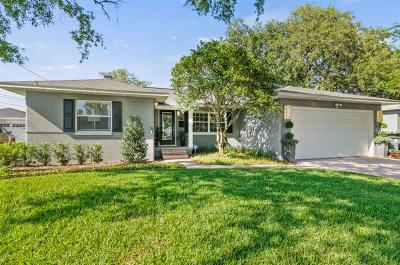 Winter Park FL Single Family Home For Sale: $599,999