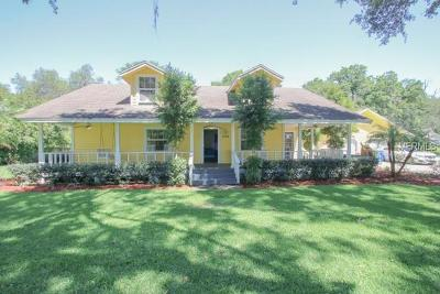 Plant City Single Family Home For Sale: 5706 Glen Harwell Road