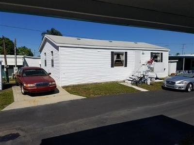 Largo Single Family Home For Sale: 12766 Seminole Boulevard #95