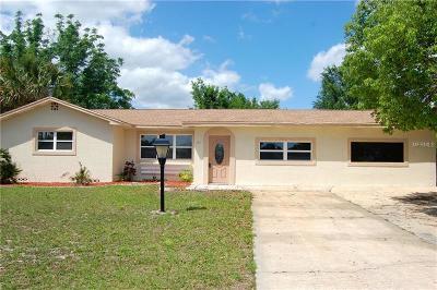 Debary FL Single Family Home For Sale: $215,000