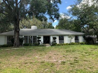 Winter Springs Single Family Home For Sale: 1210 Howell Creek Drive