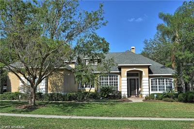 Lake County, Orange County, Osceola County, Seminole County Single Family Home For Sale: 306 Burleigh Court