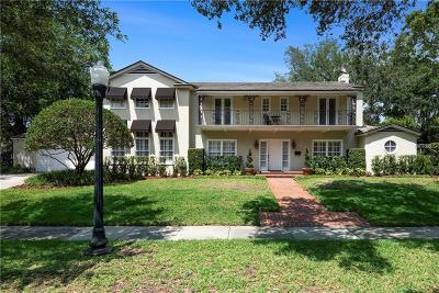 Orlando Single Family Home For Sale: 1025 Wilkinson Street