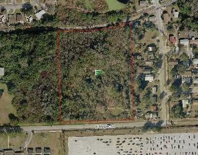 Winter Garden Residential Lots & Land For Sale: 1211 E Maple