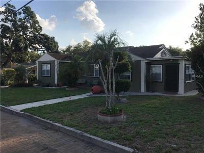 Orlando Single Family Home For Sale: 6 S Lawsona Boulevard