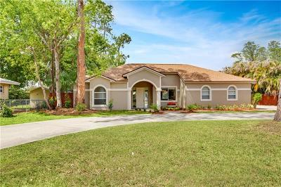 Orlando Single Family Home For Sale: 11 E Lake Mary Drive