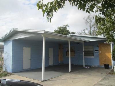 Orlando Single Family Home For Sale: 900 S Dollins Avenue