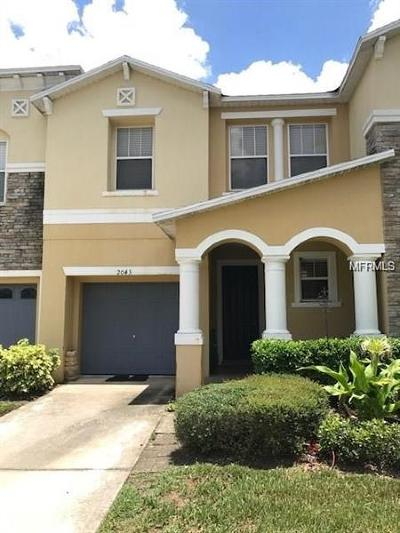 Oviedo Townhouse For Sale: 2043 Beachberry Lane