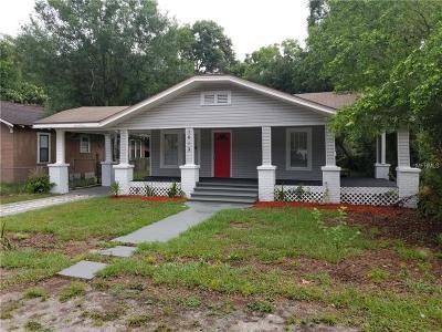 Single Family Home For Sale: 1012 E Ida Street