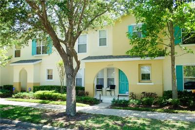 Orlando Townhouse For Sale: 13122 Honey Locust Drive
