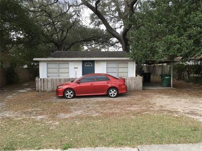 Hernando County, Hillsborough County, Pasco County, Pinellas County Multi Family Home For Sale: 2010 E Waters Avenue
