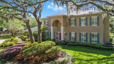 Winter Springs Single Family Home For Sale: 699 Brown Bear Court