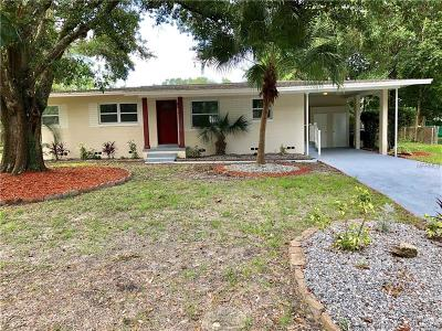 Winter Park Single Family Home For Sale: 1938 Eland Avenue