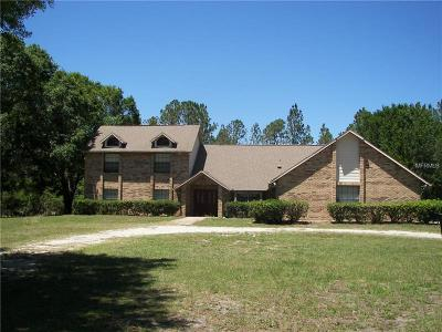 Orlando Single Family Home For Sale: 12970 Fernway Road