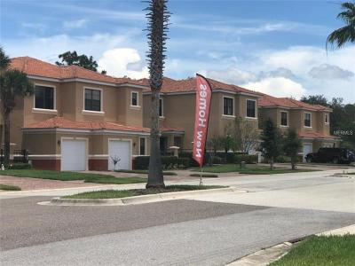 Kissimmee, Poinciana, Windermere, Winter Garden, Winter Haven, Haines City, Celebration, Davenport, Clermont, Champions Gate, Championsgate, Orlando Townhouse For Sale: 1383 Pacific Road