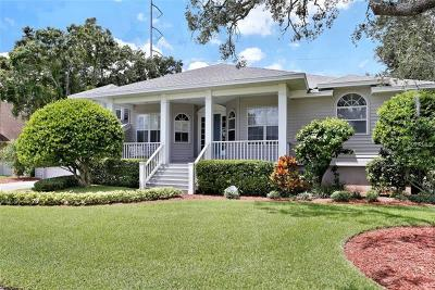Clearwater Single Family Home For Sale: 1746 Saint Pauls Drive