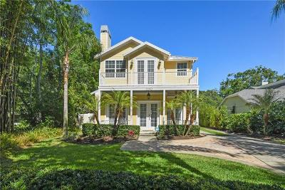 Winter Park Single Family Home For Sale: 2390 Temple Drive