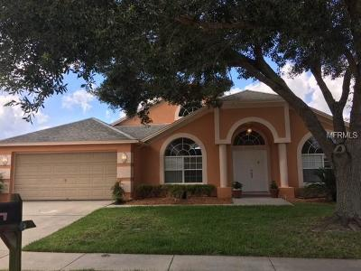Tampa Single Family Home For Sale: 18114 Sweet Jasmine Drive