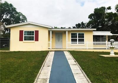 Deltona Single Family Home For Sale: 1222 Fountainhead Drive