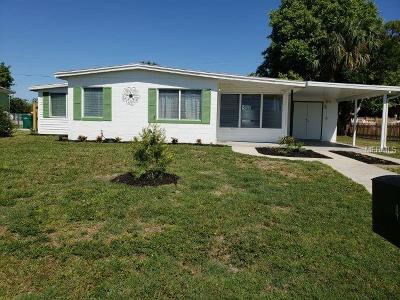Port Charlotte Single Family Home For Sale: 404 Dunn Drive NE