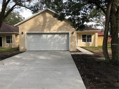 Orlando Single Family Home For Sale: 1760 Jessamine Avenue