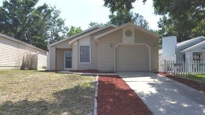 Sanford FL Single Family Home For Sale: $179,900