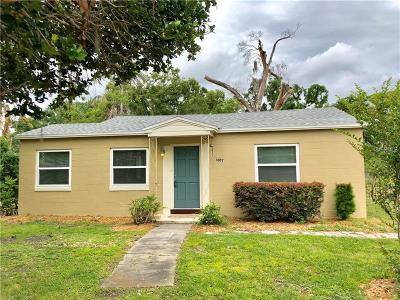 Orlando Single Family Home For Sale: 1007 Wentrop Lane