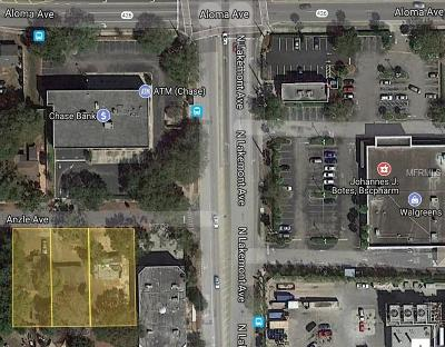 Winter Park Residential Lots & Land For Sale: 1860 Anzle Avenue