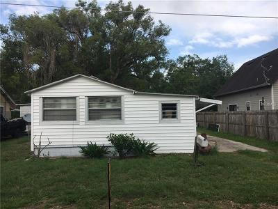 Orlando FL Single Family Home For Sale: $185,000