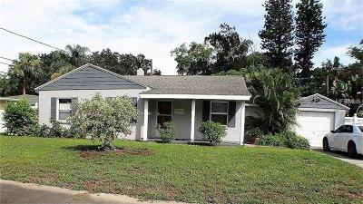 St Petersburg Single Family Home For Sale: 8140 35th Avenue N