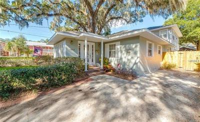 Single Family Home For Sale: 1303 E Central Boulevard