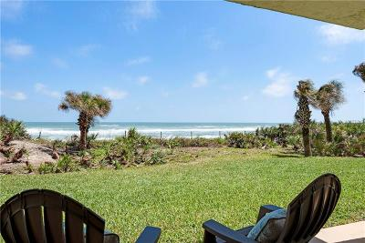 New Smyrna Beach Condo For Sale: 5301 S Atlantic Avenue #12