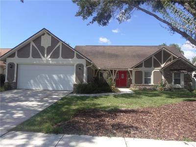 Winter Springs Single Family Home For Sale: 116 Buckskin Way