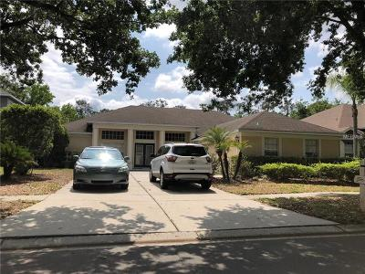 Hernando County, Hillsborough County, Pasco County, Pinellas County Single Family Home For Sale: 3612 Cordgrass Drive