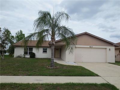 Orlando Single Family Home For Sale: 5217 Stratfield Drive