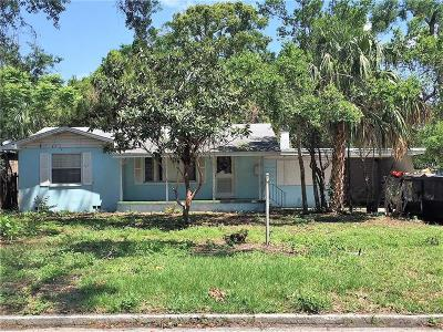 Orlando Single Family Home For Sale: 2629 E Compton Street