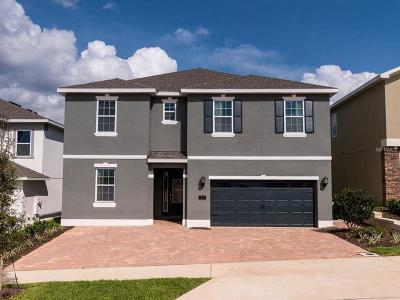Kissimmee Single Family Home For Sale: 7647 Wilmington Loop