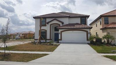 Kissimmee Single Family Home For Sale: 2651 Tranquility Way