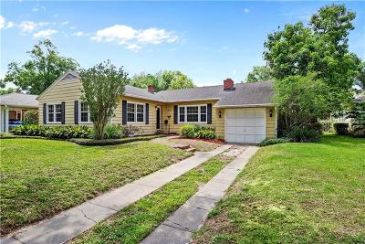 Single Family Home For Sale: 1020 Chichester Street