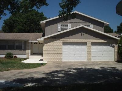 Saint Cloud Single Family Home For Sale: 4600 Pine Lake Drive